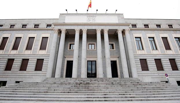 La Fábrica de Moneda y Timbre del primer atraco de La Casa de Papel es en realidad el CSIC de la calle Serrano.
