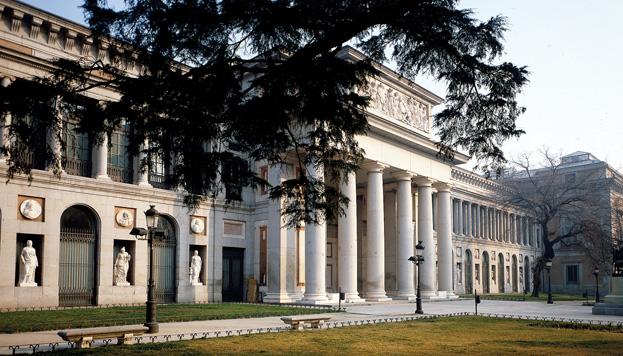 El Museo del Prado ha sido lugar de intrigas y dramas en la gran pantalla.