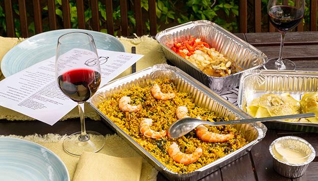 ¡Listo para comer! Así te llegarán tus pedidos del restaurante Berlanga.