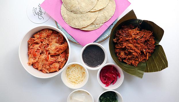 Si pides cocina mexican en Tepic muchos de los platillos ¡tendrás que terminarlos tú!