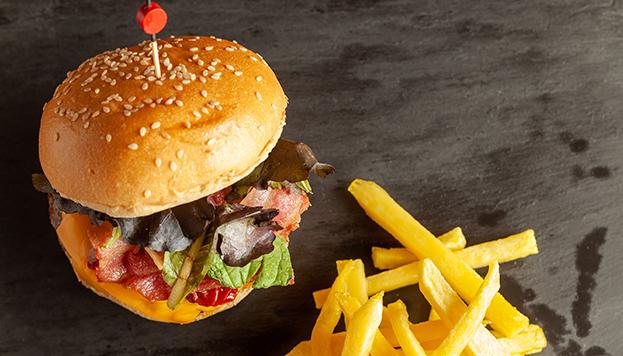 ¿A quién no le apetece esta hamburguesa de solomillo ibérico?