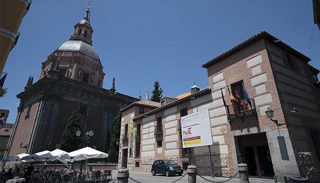 El Museo de San Isidro se ubica en el solar donde se alzaba la casa en la que vivió y murió nuestro patrón.