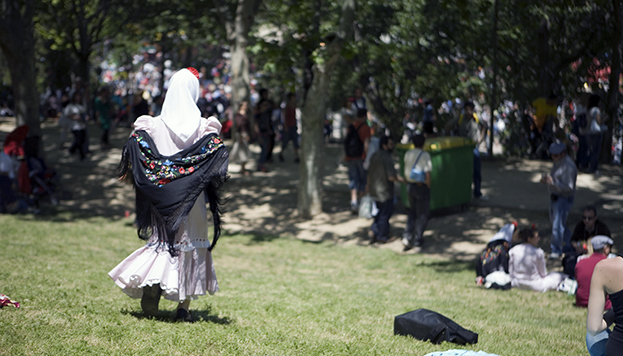 El 15 de mayo todo Madrid se reúne en la pradera de San Isidro.