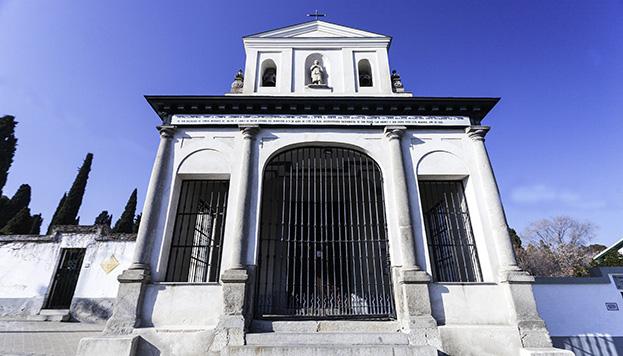 La primera ermita dedicada al santo fue construida en el siglo XVI.