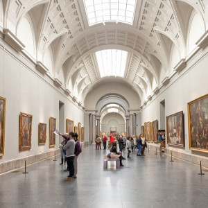 El Prado en la literatura