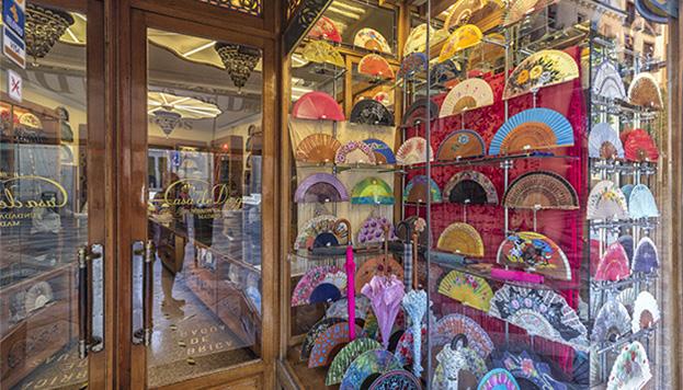 Casa de Diego es la tienda más antigua de la Puerta del Sol (©Álvaro López del Cerro).