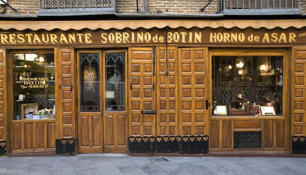 Botín no es solo el restaurante más antiguo de Madrid. También lo es del mundo.