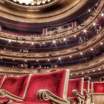 Patio de butacas del Teatro de la Zarzuela. 300x300