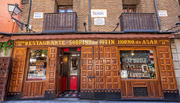 Restaurante Botín (©Álvaro López del Cerro).