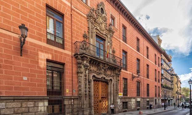 Palacio de Perales. Foto de Álvaro López del Cerro.