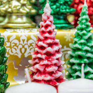 Adornos navideños y madrileños