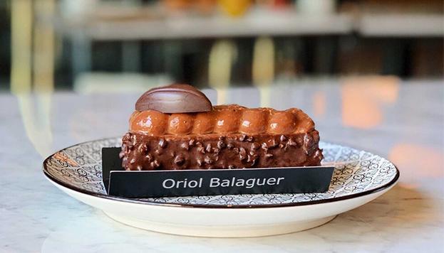 Solo para golosos: una masterclass con Oriol Balaguer en el Hotel Only You Atocha.