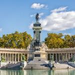 Monumento Alfonso XII. José Grases Riera. Foto de Álvaro López del Cerro.