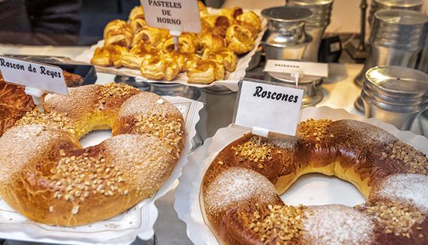 Los roscones y hojaldres que preparan son los más famosos de Madrid  (©Álvaro López del Cerro).
