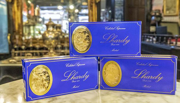 Lhardy es restaurante, pero también tienda gourmet. ©Álvaro López del Cerro.