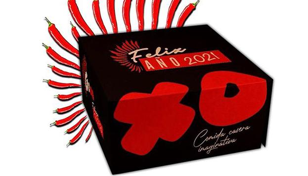 En GoXo puedes conseguir tu caja de Navidad o tu caja de Nochevieja. Las dos con el sello inconfundible de Dabiz Muñoz.