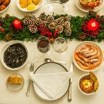Del restaurante a casa por Navidad