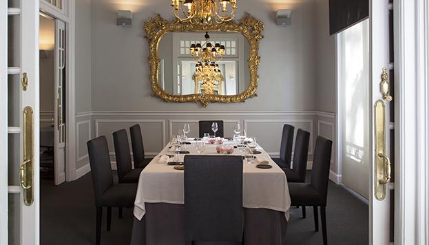 Así es uno de los restaurantes más elegantes de Madrid, El Club Allard.