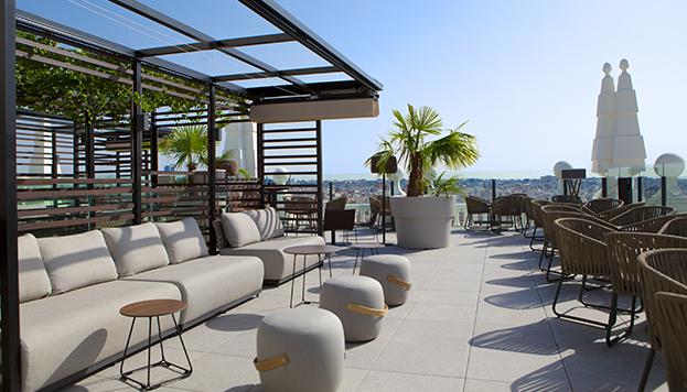 360º Roof Top Bar