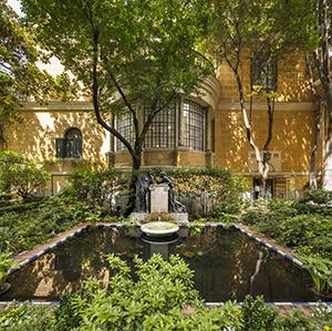 Museos con jardín