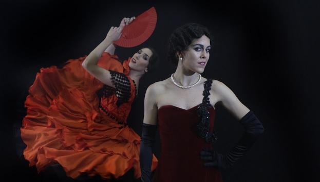La Bella Otero. Foto de María Alperi.