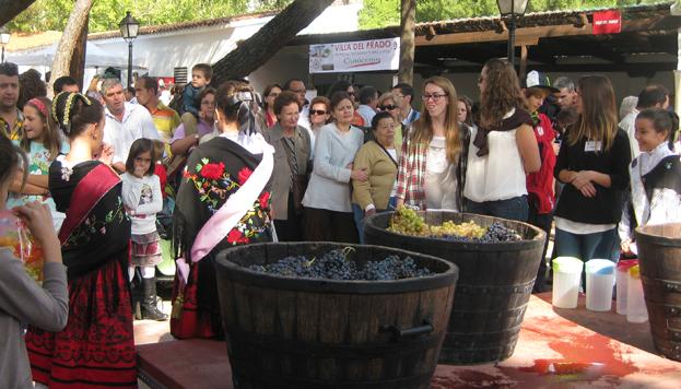 Día de Mercado. Casa de Campo