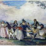 Le Madrid de Goya