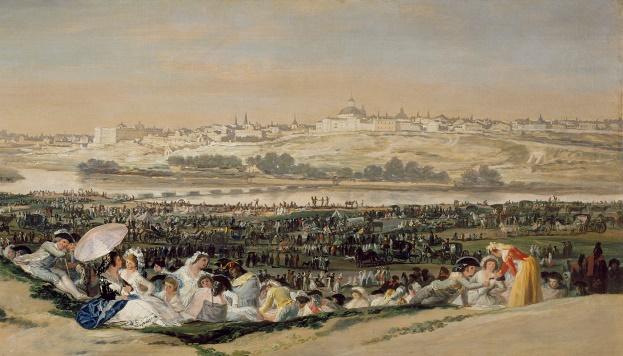 Le Madrid De Goya Bloggin Madrid Blog De Tourisme De Madrid