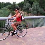 Madrid à vélo !