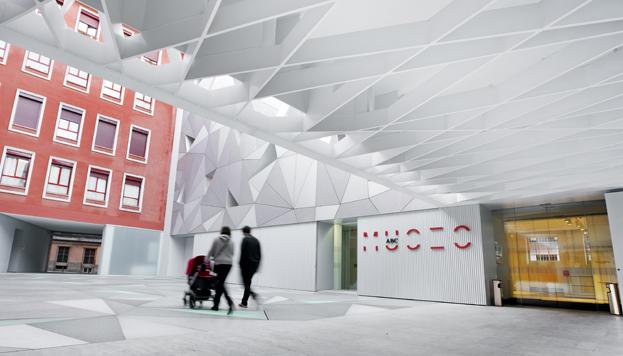 Le siège actuel du musée ABC qui retrace un siècle d'arts graphiques.