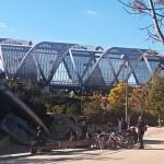 Madrid Río, un parc 3.0 !