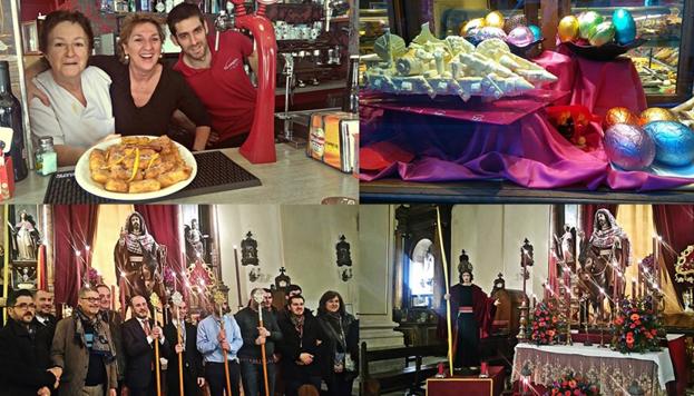 """Dévotion, processions et delicieuses traditions culinaires. La Semaine Sainte se fête """" como Dios manda """" !"""