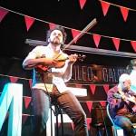 Madrid vue par un violon