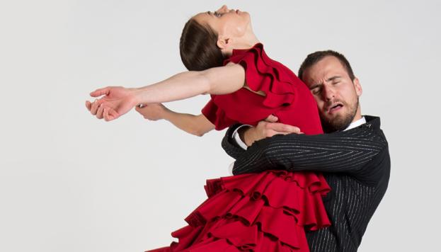 Carmen. Compagnia Nazionale di Danza.