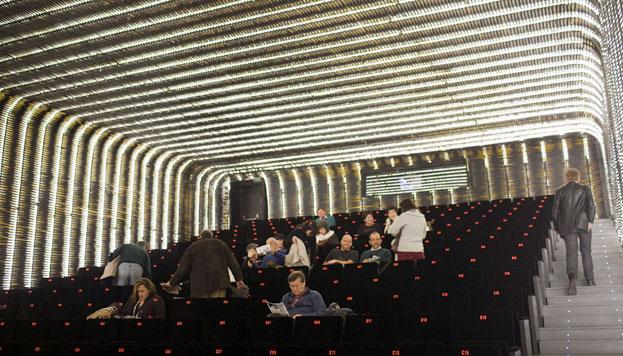 Documenta Madrid. Cineteca (Matadero Madrid).