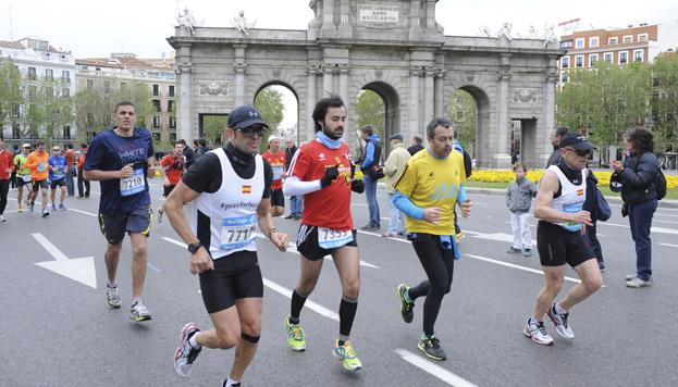Maratona Popolare di Madrid