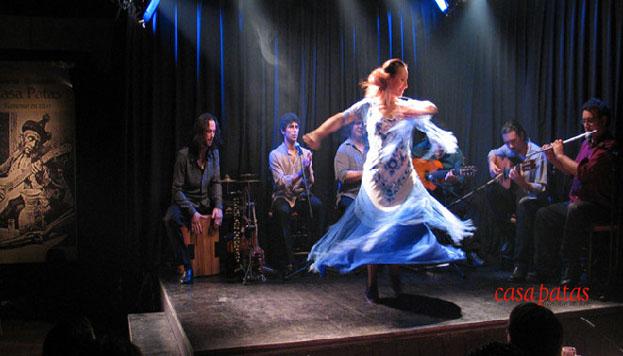 Dove vedere buon flamenco bloggin 39 madrid blog su madrid - Casa patas flamenco ...