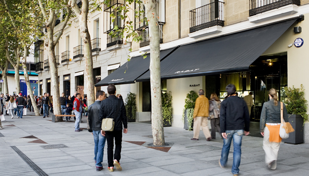 Serrano. Quartiere di Salamanca (©MD, José Barea).