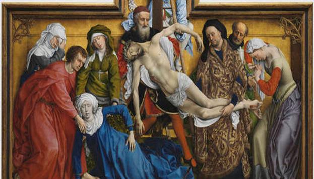 Rogier van der Weyden. Museo del Prado