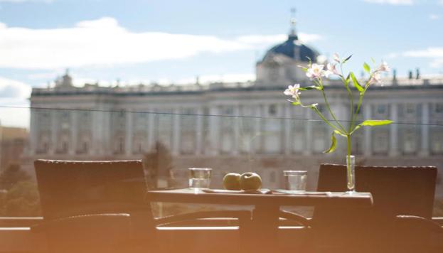 Il faro di moncloa e altri punti panoramici bloggin for Restaurante jardines de sabatini