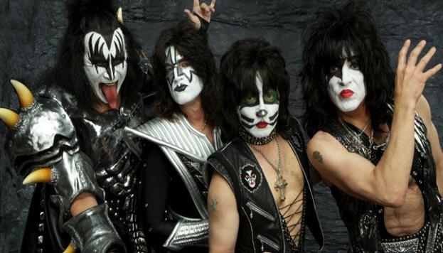 Kiss. Barclaycard Center