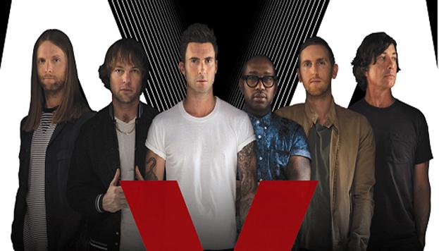 Maroon 5. Barclaycard Center