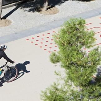 Madrid bike friendly