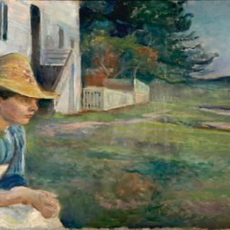 Munch oltre 'L'urlo' al Museo Thyssen