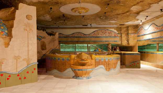 5 posti ideali per rilassarsi a madrid bloggin 39 madrid - Metropolitan spa madrid ...