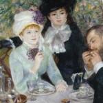 Nach dem Mittagessen (La fin du Déjeuner). 1879