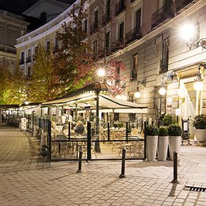 I 7 ristoranti più romantici di Madrid